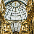 Shopping Anyone? Galleria, Milan by Lisa Lemmons-Powers