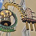 Shopping In Style In Salzburg  by Brenda Kean