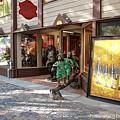 Shopping Street by Elisabeth Derichs