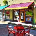 Shops At Cincinnati's Findlay Market # 2 by Mel Steinhauer
