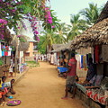 Shops In Madagascar by John Potts