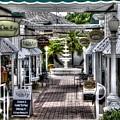 Shops Of Mt. Dora by James Markey