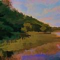 Shoreline by Tom Prendergast