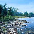 Shoreline by William Brody