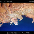 Shores Of Lake Mead Planet Art by James BO  Insogna