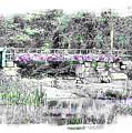 Shorey Park Bridge II by Rose Guay