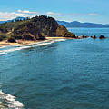Short Beach, Oregon by John Hight