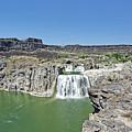 Shoshone Falls by Jim Thompson