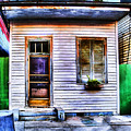 Shotgun House Number 3 by Tammy Wetzel