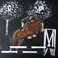 Show Jumper by Richard Le Page