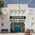 Show Tonight Amargosa Opera House by Steve Gadomski