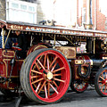 Showmans Engine by Ted Denyer