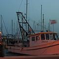 Shrimp Boat by Tony Baca