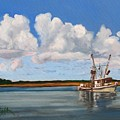 Shrimper by Molly Wright