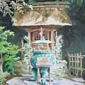 Shrine by Zoe Nicholson