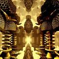 Shroom Ville  by Carroll MacDonald
