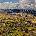 Shrouded Mount St. Helen Panoramic by Dale Kauzlaric