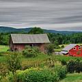 Shushan Barn 5807 by Guy Whiteley