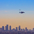 Shuttle Over La 2 by Tommy Anderson