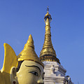 Shwedagon Paya by Gloria & Richard Maschmeyer - Printscapes