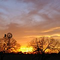 Sky On Fire by Rancher's Eye Photography