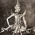 Siam: Dancer, C1870 by Granger