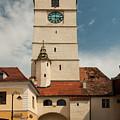 Sibiu by Christian Hallweger