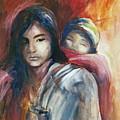 Siblings by Jun Jamosmos