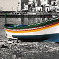 Sicily Fishing Village by Jim Kuhlmann