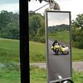 Side Car Framed by J R   Seymour