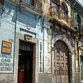 Side Street Homes Antiqua Guatemala 3 by Douglas Barnett