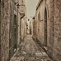 Side Street Malta by Charles McKelroy