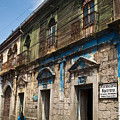 Side Street Quezaltenango Guatemala by Douglas Barnett