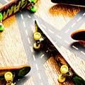 Side Streets Of Skate by Jorgo Photography - Wall Art Gallery