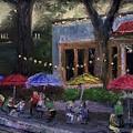 Sidewalk Cafe by Stephen King