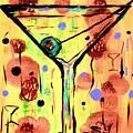Sidzart Pop Art Martini This Is Sooo Mine by Sidra Myers