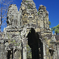 Siem Reap, Angkor Thom by Gloria & Richard Maschmeyer - Printscapes