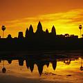 Siem Reap, Angkor Wat by Gloria & Richard Maschmeyer - Printscapes