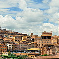 Siena Panorama by Songquan Deng