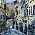Siena Porta by Joan De Bot
