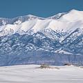 Sierra Blanca by Racheal Christian