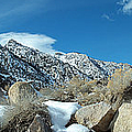 Sierra Nevada Mountains - Mount Whitney by Glenn McCarthy Art and Photography
