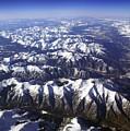 Sierra Nevada Range by Fred Perez