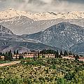 Sierra Nevada View by Joan Carroll