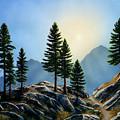 Sierra Sentinals by Frank Wilson