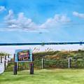 Siesta Key Public Beach by Lloyd Dobson