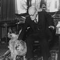 Sigmund Freud 1856-1939, Seated by Everett