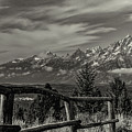 Signal Mtn Grand Teton by Clicking With Nature