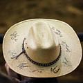 Signature Hat by Jeff Kurtz