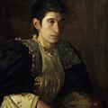Signora Gomez D'arza by Thomas Eakins